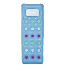 Матрас надувной BestWay 188x71см 43040 blue