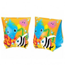 Нарукавники надувные Intex Рыбки 23х15 см 58652NP