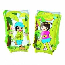Нарукавники надувные Jungle Trek 30x15см 32102