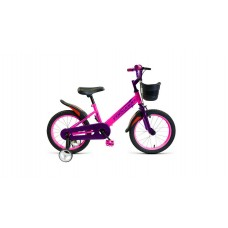 Детский велосипед FORWARD NITRO 18 2021 розовый