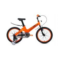 Детский велосипед FORWARD COSMO 18 2021 оранжевый