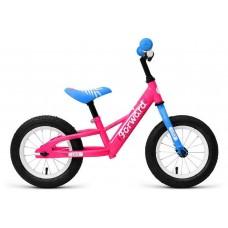 Детский велосипед FORWARD LEO 2021 розовый