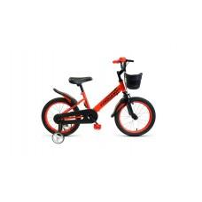 Детский велосипед FORWARD NITRO 18 2021 красный