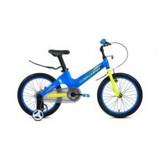 Детский велосипед FORWARD COSMO 18 2021 синий