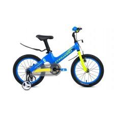 Детский велосипед FORWARD COSMO 16 2021 синий