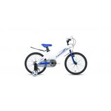 Детский велосипед FORWARD COSMO 16 2.0 2021 белый