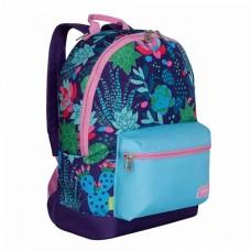 Школьный рюкзак GRIZZLY RX-940-2 cactus