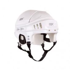 Шлем игрока хоккейный RGX white р-р S (54-58)