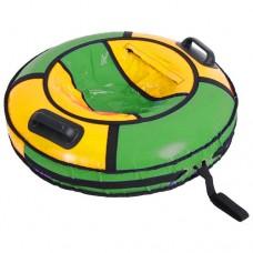 Тюбинг Saimaa Вихрь Комфорт d=80см yellow/green