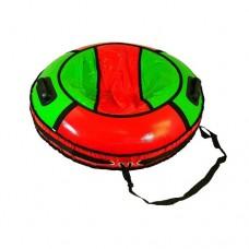 Тюбинг Saimaa Вихрь Комфорт d=80см green/red