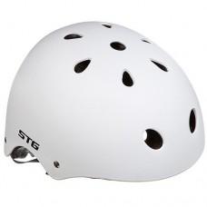 Шлем STG MTV12 white с фикс застежкой р-р XS(48-52 cm) Х94967