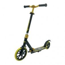 Самокат складной Tech Team Jogger 210 2021 black/yellow