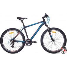 Велосипед Aist Rocky 2.0 (черный/синий, 2018)