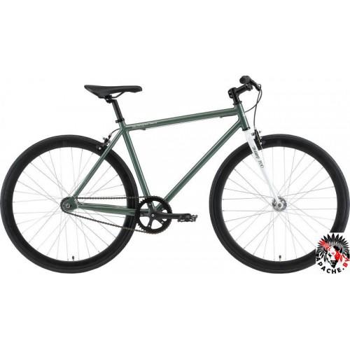 Велосипед Stark Terros 700 S р.20 2021 (зеленый)