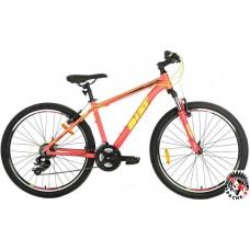 Велосипед Aist Rocky 1.0 26 р.16 2020 (оранжевый)